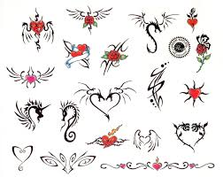 heart tribal tattoo designs recherche google beaux tattoos