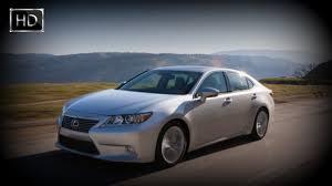 lexus es300h hybrid mpg 2016 lexus es300h exterior interior and drive hd youtube