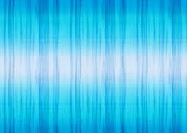 Bright Blue Curtains