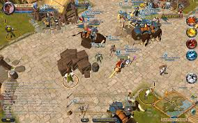 mmorpg android on preview of upcoming cross platform mmorpg albion