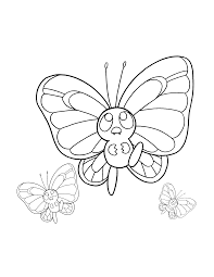 beautiful pokemon coloring pages for the kiddies over hundreds