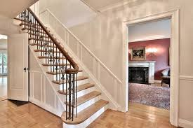 Replace Banister Wrought Iron Staircase