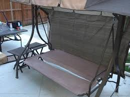 Oasis Outdoor Patio Furniture Patio 12 Patio Swing P 07134522000p Garden Oasis Arch Swing