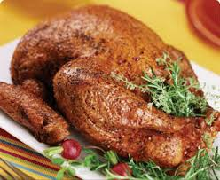 fried turkey cook diary