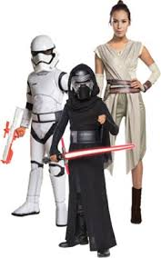 star wars costumes star wars halloween costumes for kids and adults