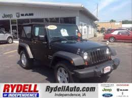 used jeep wrangler for sale in iowa and used jeep wranglers for sale in independence iowa ia