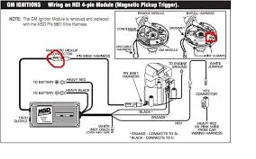 msd ignition 6al wiring diagram installing to points or amplifier