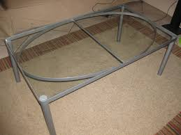 Glass Top Display Coffee Table With Drawers Connecting Billy Bookcases Ikea Malm Coffee Table Glass Top