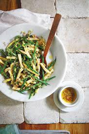 green bean recipes for thanksgiving lemony green bean pasta salad recipe myrecipes