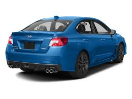 subaru black friday sale 2017 used 2017 subaru wrx limited for sale jf1va1n62h8823179
