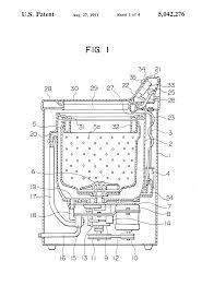 patent us5042276 fully automatic washing machine google patents