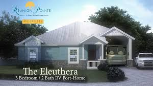 the eleuthera 3 bedroom 2 bath rv port home at reunion pointe by