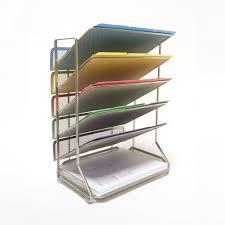 Desk Organizer Tray by Vancouver Classics Off42666 6 Tray Mesh Office Desk Wall Organizer