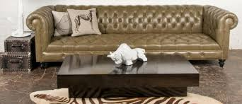 olive green leather sofa www roomservicestore com chesterfield sofa in olive faux leather