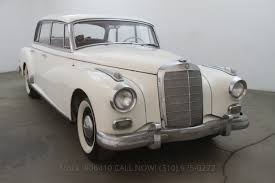 1960 mercedes for sale 1960 mercedes 300d adenauer beverly car
