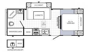 Puma 5th Wheel Floor Plans by 2016 Palomino Puma 22rb Travel Trailer N58117 Arrowhead Camper