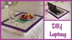 Bean Bag Laptop Desk by Diy Laptray Youtube