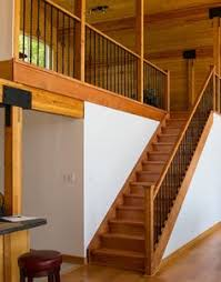 stair railings log and rebar photo this photo was uploaded by