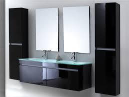 Meuble Salle De Bain Double Vasque Noir by Indogate Com Salle De Bain Design