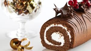 christmas chocolate berry s yule log food channel