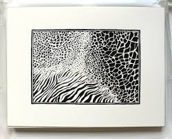 rafaël rozendaal animal print towel