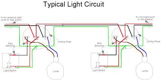 wiring diagram for lighting circuit wiring wiring diagrams