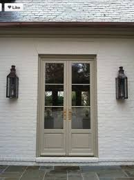 inspired by charming garden gates white brick houses white