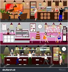 Home Interior Design Vector by Store Stock Photos Images Pictures Shutterstock Set Of Vector Flat