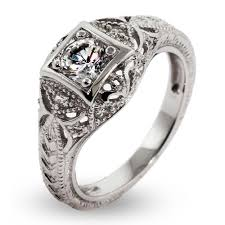 best cubic zirconia engagement rings wedding rings cz engagement rings that look real best cubic