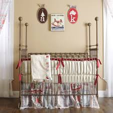 vintage hankie baby bedding and heirloom quality child furniture