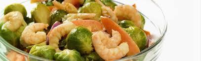 comment cuisiner les pousses de soja salade de carottes pousses de soja crevettes et chignons