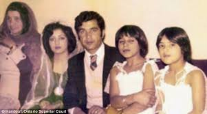 an afghan hounded by his past afghan family guilty of honour killing in canada daily mail online