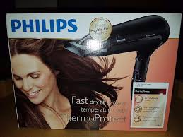 Philips Hp8230 Hair Dryer Thermoprotect 2100w philips thermo protect hp8230 hair dryer 2100w brand new in box