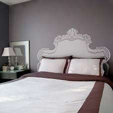 Chandelier Wall Stickers Wall Headboards For Beds Incredible 10 Bedroom Entrancing Black