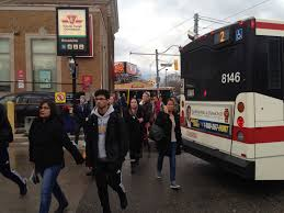 Six Flags Shuttle Bus Commuter Angst Subway Service Resumes On Line 2 After Two Hour