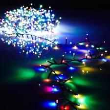 lumineo 8 function multi color led compact 73 u0027 christmas 1000