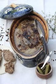 recettes cuisine michel guerard on dine chez nanou terrine aux foies de volaille de michel guérard
