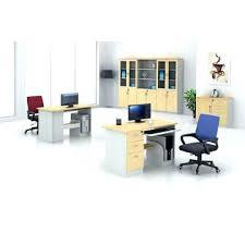 office table on wheels office side table side office table brown home desk office side