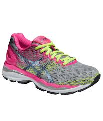 asics gel nimbus 18 silver sports shoes price in india buy asics