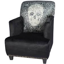 Wooden Skull Chair Skull Chairs From Rvalentim