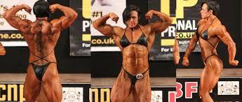 Female Bodybuilder Meme - profile of british female bodybuilder and ifbb world chion rene