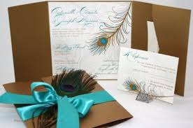 peacock wedding invitations peacock wedding invitations fabulous real feather chic