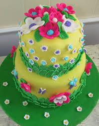 flower cakes u2013 decoration ideas little birthday cakes