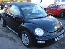 used volkswagen beetle convertible for sale motors co uk