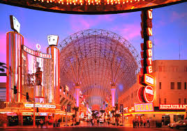Map Of Fremont Street Las Vegas by Jerde Places Fremont Street Experience