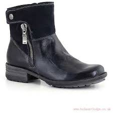 womens casual boots nz reduced cost zealand josef seibel shoes navy 24