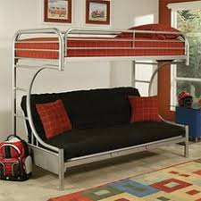 Gun Metal Full Over Full Size Bunk Bed Wwwthebunkbedoutletcom - Full size bunk beds for adults