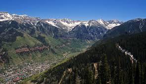 Telluride Colorado Map by Telluride Ski Curbed Ski