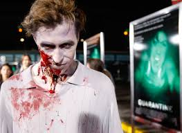 flesh eating zombie spirit halloween halloween events at socal u0027s theme parks cbs los angeles