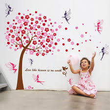 fairy tree wall decal home design ideas fairy tree wall decal
